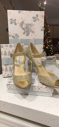 Beautiful and Authentic Jimmy Choo