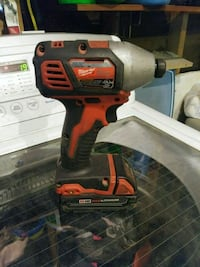 black and red cordless hand drill Las Vegas, 89121
