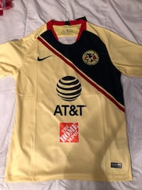 2018 2019 Club America Official Nike Soccer Jersey Mesa