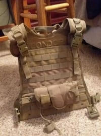 Plate carrier and Gaston, 29053