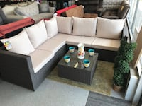 Modular Outdoor Sectional with Coffee Table Chesapeake, 23322