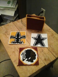 nfl football coasters Sterling, 20164