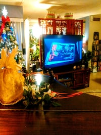 "65"" Mizsubishi DLP TV with manual and remote. Alexandria, 22306"