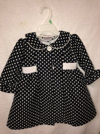 Girls Polka Dot Dress Jackson, 39212