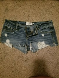 Abercrombie & Fitch shorts size 00 St. Louis, 63128