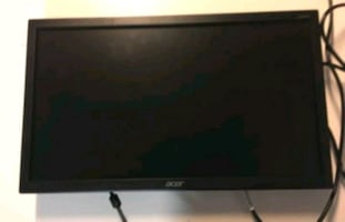 20 inch Acer computer hd monitor