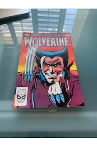 Wolverine #1 1982 Limited Series Frank Miller Chris Claremont Vaughan, L4J 8X6