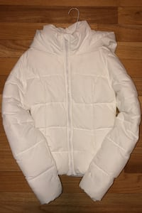Forever 21 small down puffer jacket