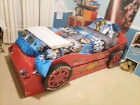 Disney Cars Movie Twin bed with Trundle Clarksburg, 20871