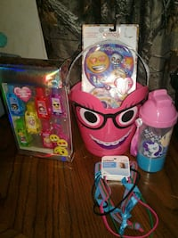 Girls basket cute idea for easter Niagara Falls