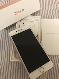 iPhone 7 128gb Rosegold Unlocked Toronto, M2R 2A1