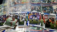 assorted football player trading cards Delta, V4C 5T9