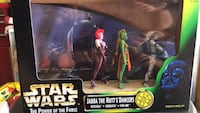 Star Wars 1998 Janna The Hutt's Dancers box never opened Gambrills, 21054