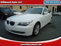 2010 BMW 5-Series 528 i with Navigation Falls church