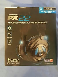 PX 22 Amplified univiersal gaming headset