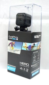 GoPro HERO Session Bundle-Open Box-Never Used Wesley Chapel