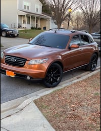 Infiniti - FX - 2004 Capitol Heights, 20743