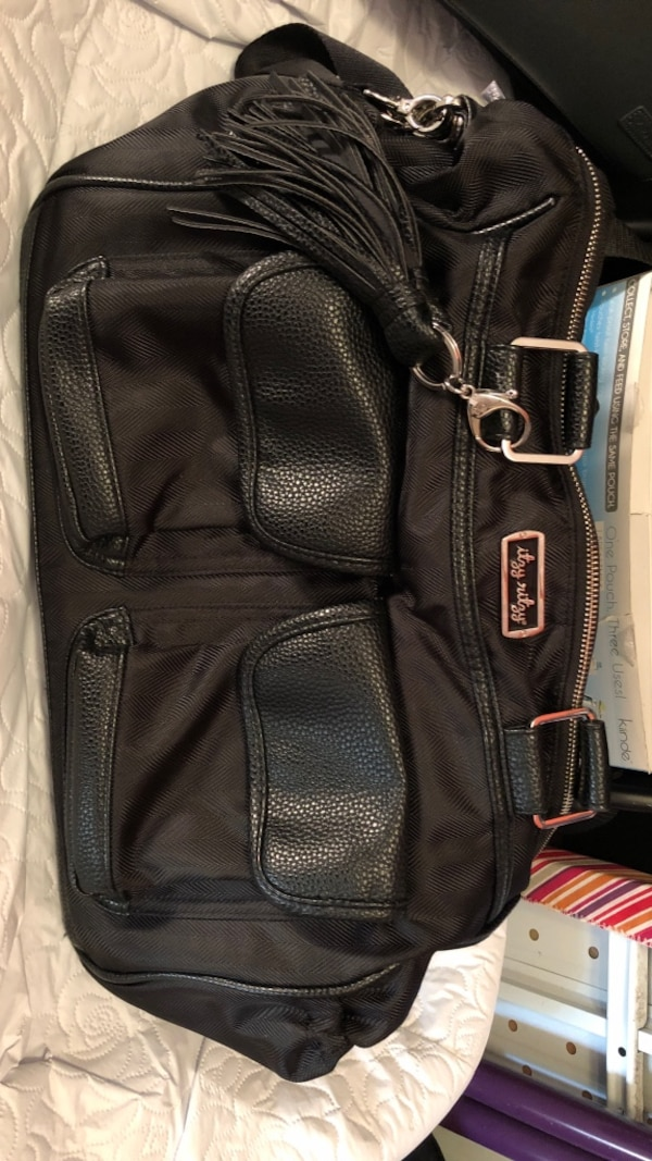 Itzy Ritzy convertible diaperbag, hardly used