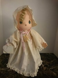 white and pink dressed doll Pittsburgh, 15205