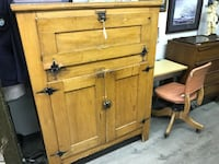Antique Ice Box Cabinet London, N6L 1A3