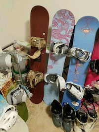 Snowboards snowboard 12 to pick from Woodbridge, 22191