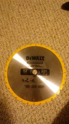 "12"" 32T Saw Blade for sale  Waynetown, IN"