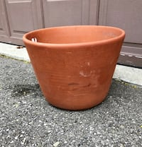 terracotta large plant pot Mississauga, L4Z