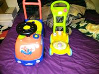 Kids toys $15 for both... San Antonio, 78226
