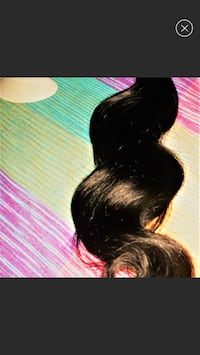 3 Brazilian virgin bundles 100% unprocessed