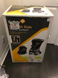 Safety 1st Smooth ride travel system Vaughan