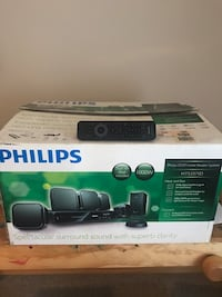 Philips DVD/Home Theater System