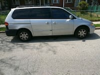 Honda - Odyssey (North America) - 2002 Baltimore