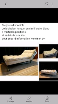 white and gray bed mattress Lévis, G6V 4Z2
