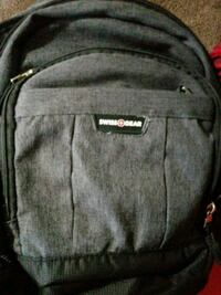 black and gray Jansport backpack Louisville, 40299