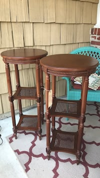 Tall side tables  Absecon, 08201