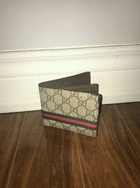 100% authentic beige GG Gucci wallet new Toronto, M4C