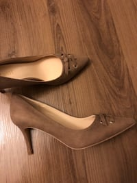 Nine West Pointed Toes Pumps Size 7.5 (New) ARLINGTON
