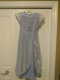Kids princess dress  perfect for Halloween  size 10 Kitchener, N2A 0B2