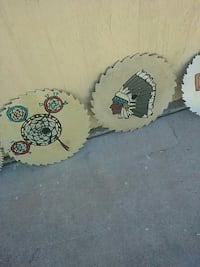 native american and dreamcatcher decorative saw blades Tucson, 85730