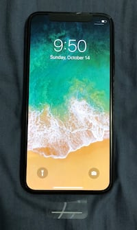 New. Unlocked. iPhone X space grey 64GB Toronto, M9L 1E1