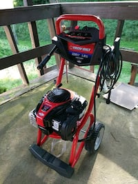 OBO Troy Bilt pressure washer 2200 psi - used once Morgantown, 26505