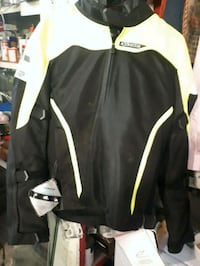 Two brand new alpinestar motorcycle jackets.44inch and large Vancouver, V6B 1V2