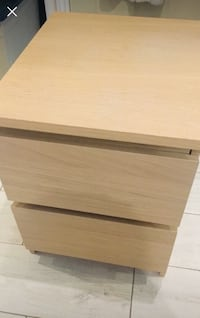 2-drawer chest or night stand from Ikea Toronto, M9V 4H9