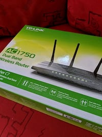 Wireless router TP-Link AC1750 QUICK SALE