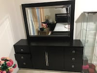 Dresser with Mirror  McLean
