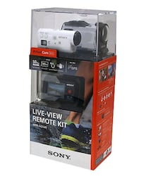 *PRICE DROPPED* Sony Action Camera HDR-AS200VR