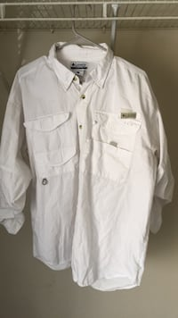 Columbia  Shirt mens L worn 1 time  Columbus, 31909