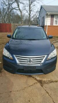 2014  Nissan Sentra s auto 4 cylinder