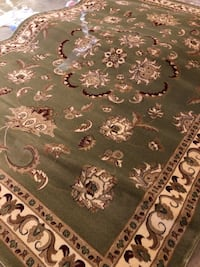 New rug size 8x11 nice green carpet Persian style rugs and carpets  Burke, 22015