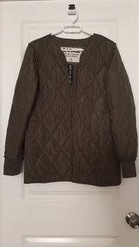 Quilted jacket Port Moody, V3H
